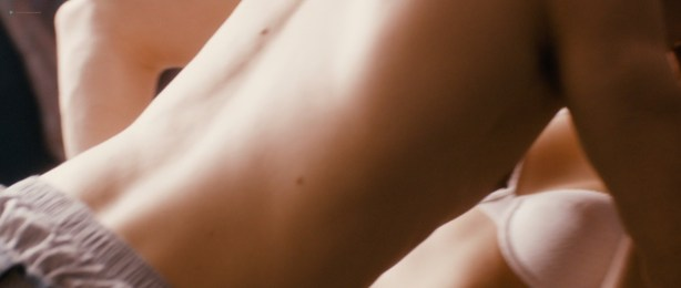 Emilia Clarke hot and sexy in brief sex scene - Spike Island (2012) HD 1080p BluRay (2)
