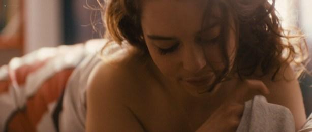 Emilia Clarke hot and sexy in brief sex scene - Spike Island (2012) HD 1080p BluRay (6)