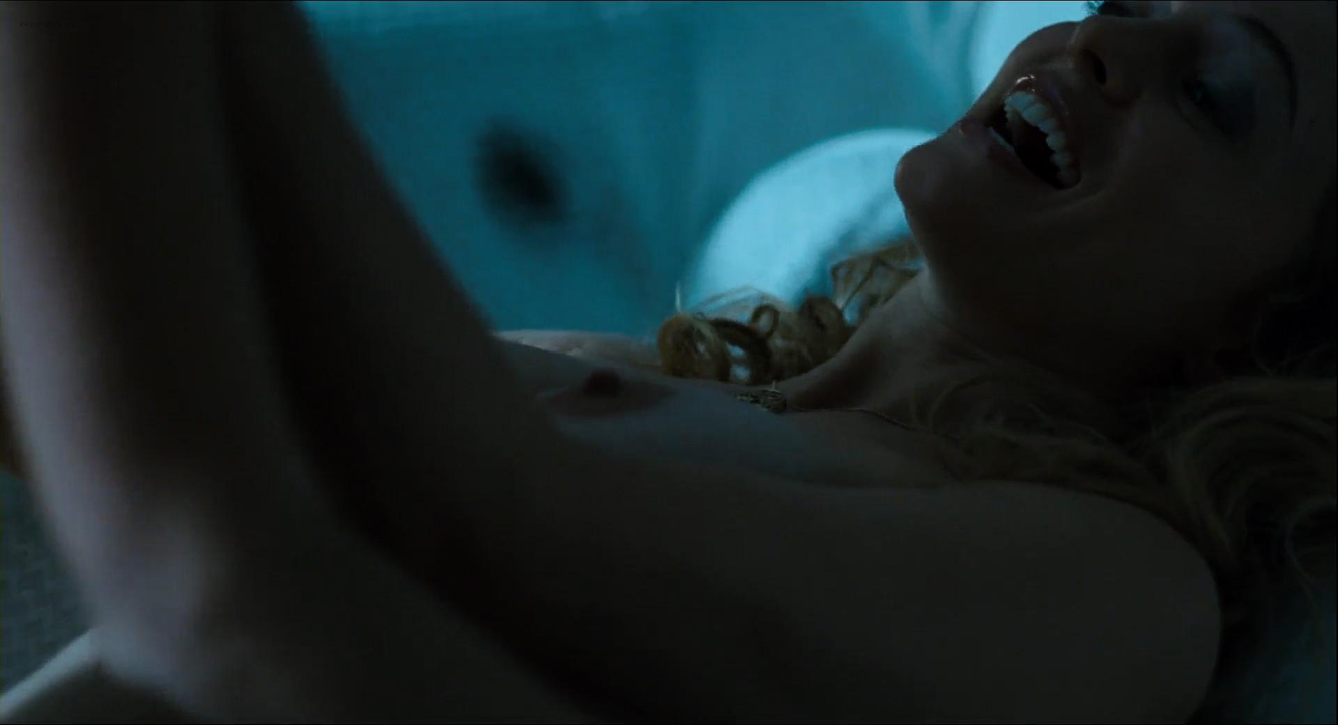 Heather Graham nude lesbian sex Jaime Winstone, Meredith Ostrom nude – Boogie Woogie (2009) HD 1080p (28)