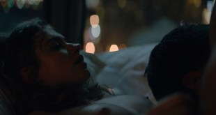 Imogen Poots nude topless and sex - Frank And Lola (2016) HD 1080 WebDL (21)