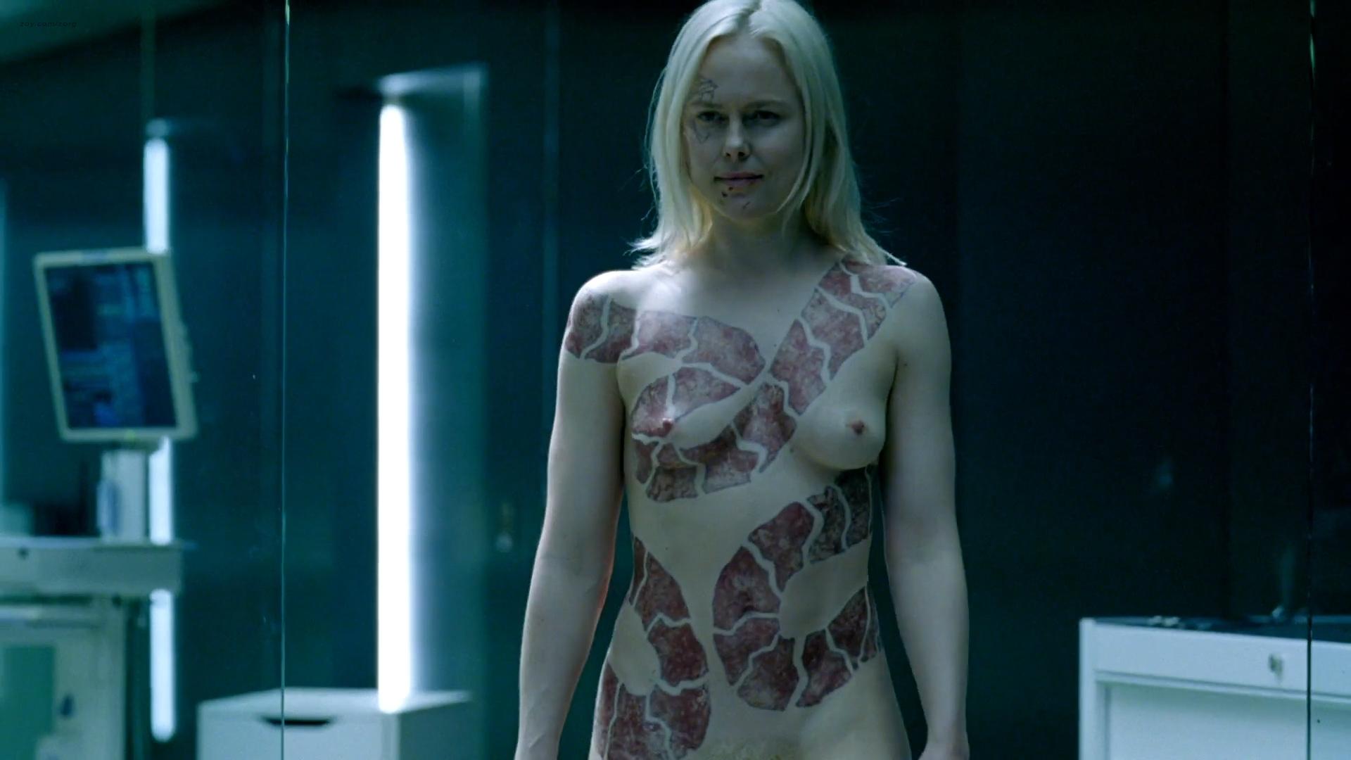 Ingrid Bolsø Berdal nude full frontal - Westworld (2016) s1e10 HD 1080p (11)