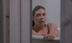 Kelly McGillis nude topless and wet - The House on Carroll Street (1988) HD 1080p BluRay (5)