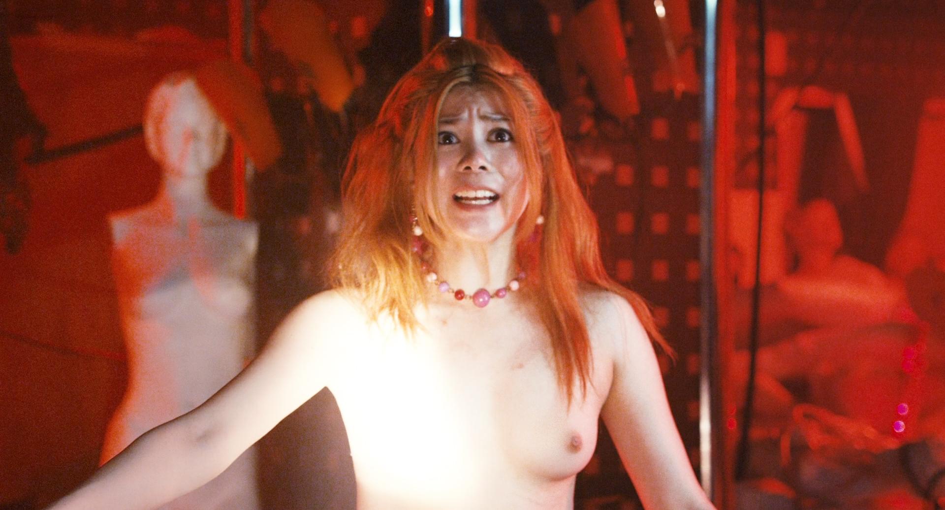 Kokone Sasaki nude full frontal Yuki Mamiya, Mitsu Dan all nude - Hello My Dolly Girlfriend (JP-2013) HD 1080p BluRay (5)