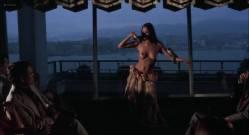 Laura Gemser nude full frontal lesbian sex and Michele Starck nude bush sex - Black Cobra (1976) HD 1080p BluRay (18)