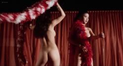 Laura Gemser nude full frontal lesbian sex and Michele Starck nude bush sex - Black Cobra (1976) HD 1080p BluRay (5)