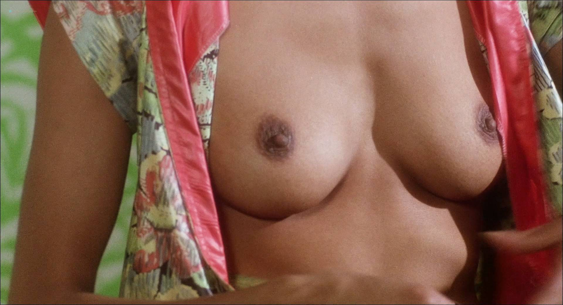 Laura Gemser Nude Full Frontal Lesbian Sex And Michele -3925