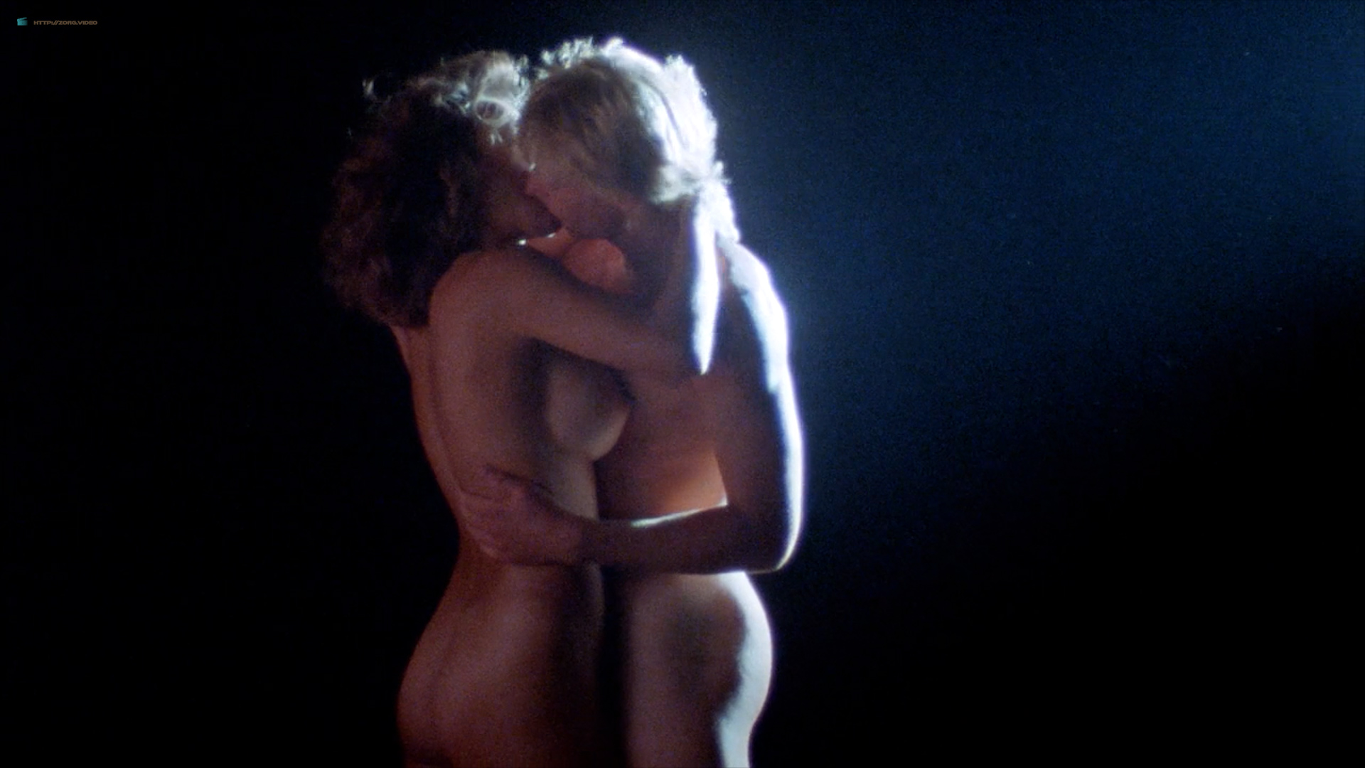Michelle Bauer nude topless and sex Ty Randolph and Linnea Quigley nude sex too - Deadly Embrace (1989) HD 1080p (6)