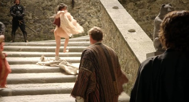 Miriam Leone nude sex Valentina Belle nude and other's nude too – Medici Masters of Florence (2016) s1e1 HD 1080p (3)