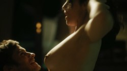Monica Bellucci nude topless and sex - Mozart in the Jungle (2016) s3e3 HD 720p (8)