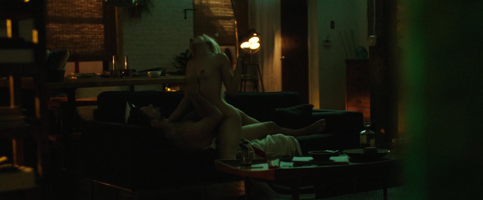 Morgan Saylor nude topless explicit blow job and India Menuez nude - White Girl (2016) HD 1080p (7)