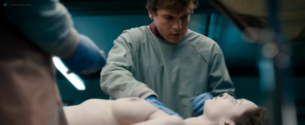 Olwen Catherine Kelly nude bush and boobs - The Autopsy of Jane Doe (2016) HD 1080p WebDl (8)