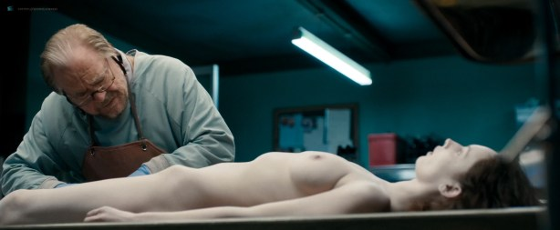 Olwen Catherine Kelly nude bush and boobs - The Autopsy of Jane Doe (2016) HD 1080p WebDl (7)
