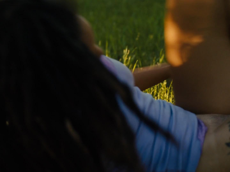 Riley Keough nude topless Sasha Lane nude bottomless - American Honey (2016) HD 1080p (16)
