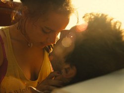 Riley Keough nude topless Sasha Lane nude bottomless - American Honey (2016) HD 1080p (15)