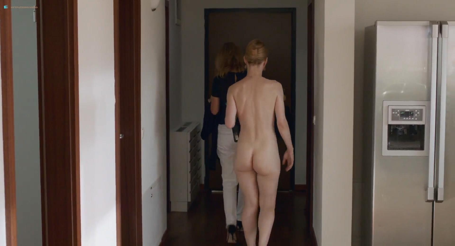 Naked ingrid bisu Ingrid Bisu