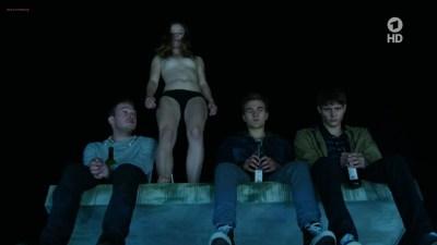 Saskia Rosendahl nude topless and wet - Zorn Vom Lieben und Sterben (DE-2015) HDTV 720p (9)