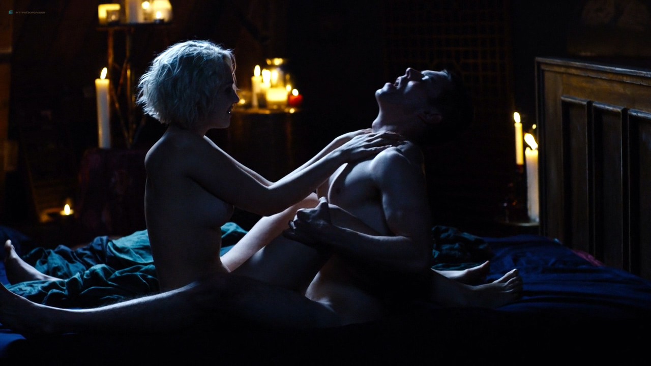 Tuppence Middleton nude sex Freema Agyeman, Doona Bae all nude group sex too - Sense8 (2016) Christmas Special HD 720p (4)