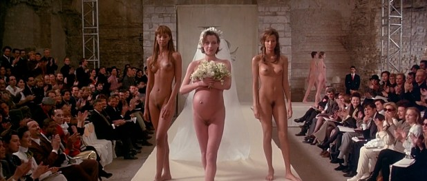 Ute Lemper nude bush Ève Salvail nude full frontal other's nude too - Pret a Porter (1994) HD 1080p (13)