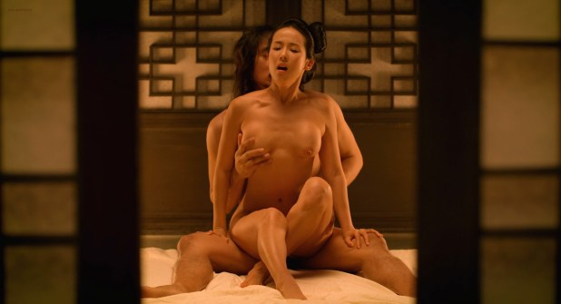 Yeo-Jeong Jo nude butt, topless and hot sex - The Concubine (KR-2012) HD 1080p (17)