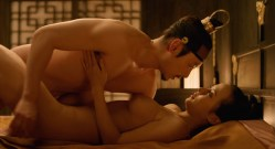 Yeo-Jeong Jo nude butt, topless and hot sex - The Concubine (KR-2012) HD 1080p (14)