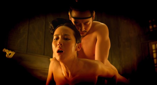 Yeo-Jeong Jo nude butt, topless and hot sex - The Concubine (KR-2012) HD 1080p (2)