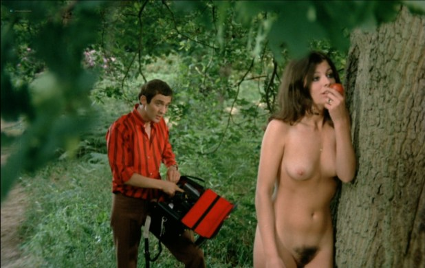 Ann and Vicky Michelle nude full frontal Patricia Haines nude too - Virgin Witch (1971) HD 1080p BluRay (4)