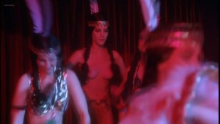 Bridget Fonda nude butt boobs Britt Ekland nude Joanne Whalley hot - Scandal (1989)