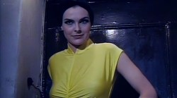Carole Bouquet hot nip slip and Janet Agren sexy - Mystere (IT-1983) (9)