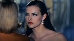 Carole Bouquet hot nip slip and Janet Agren sexy - Mystere (IT-1983) (8)