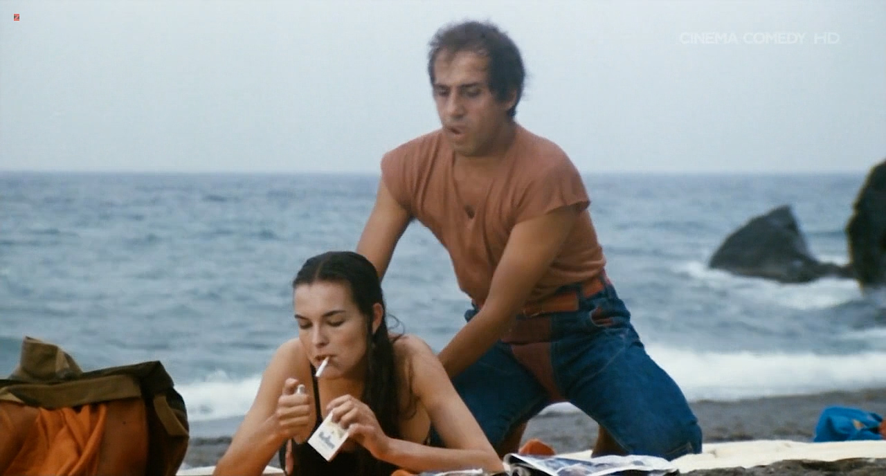 Carole Bouquet nude topless - Bingo Bongo (IT-1982) HDTV720p (7)
