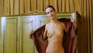 Carole Bouquet nude topless and sex - Il Cappotto Di Astrakan (IT-1980)