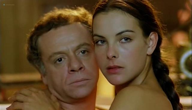 Carole Bouquet nude topless and sex - Il Cappotto Di Astrakan (IT-1980) (3)