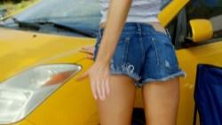 Charlotte McKinney hot leggy and Chanel Iman hot in bikini - Mad Families (2017)HD 1080p WebDL (7)