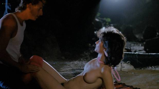 Cynthia Baker nude Tanya Papanicolas and others nude too - Blood Diner (1987) HD 1080p BluRay (1)