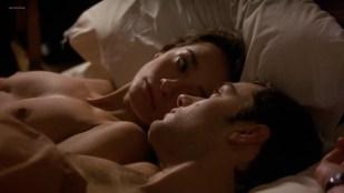 Elina Löwensohn nude topless and sex and Kerry Fox hot - Immortality (1998) HD 720p