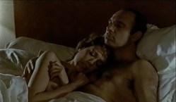 Fanny Bastien nude topless and cute Marisa Berenson and Agnes Garreau nude topless- La tete dans le sac (FR-1983) VHS (6)