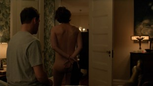 Irène Jacob nude butt and side boob - The Affair (2017) s3e6 HD 1080p