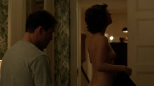 Irène Jacob nude butt and side boob - The Affair (2017) s3e6 HD 1080p (6)