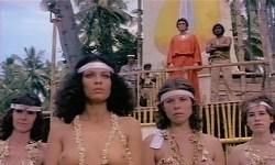 Janet Agren nude Paola Senatore nude bush Me Me Lai nude full frontal - Eaten Alive (IT-1980) (11)