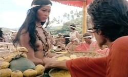 Janet Agren nude Paola Senatore nude bush Me Me Lai nude full frontal - Eaten Alive (IT-1980) (8)