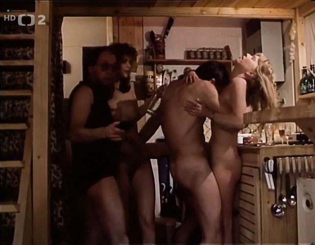 Michaela Srbova nude full frontal Veronika Jenikova nude butt and sex Bony a klid (CZ-1987) HDTV 1080p (4)
