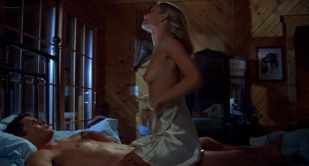 Natasha Henstridge nude sex Sarah Wynter nude Raquel Gardner and other's nude too - Species II (1995) HD 1080p (3)