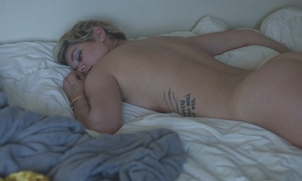 Olivia Thirlby nude butt and sex and Analeigh Tipton nude butt - Between Us (2016) HD 1080p (7)
