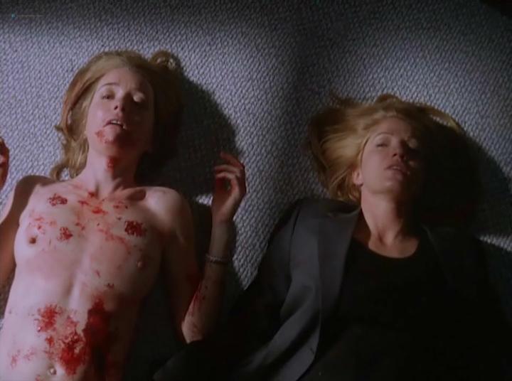 Peta Wilson nude full frontal Ellen Barkin lesbian Karen Young nude- Mercy (2000) (19)