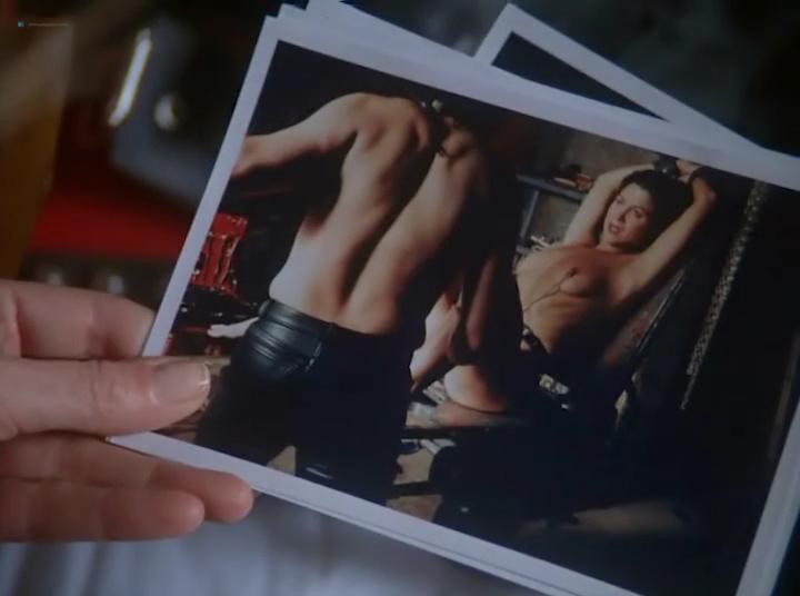 Peta Wilson nude full frontal Ellen Barkin lesbian Karen Young nude- Mercy (2000) (16)