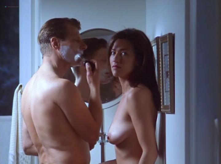 Peta Wilson nude full frontal Ellen Barkin lesbian Karen Young nude- Mercy (2000) (13)