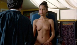Teté Delgado  nackt