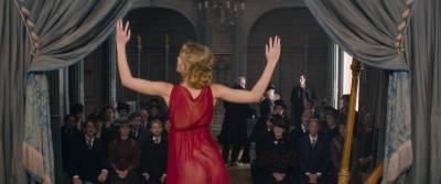 Soko nude topless and butt and Tamzin Merchant nude topless too- La danseuse (FR-2016) HD 1080p BluRay (5)