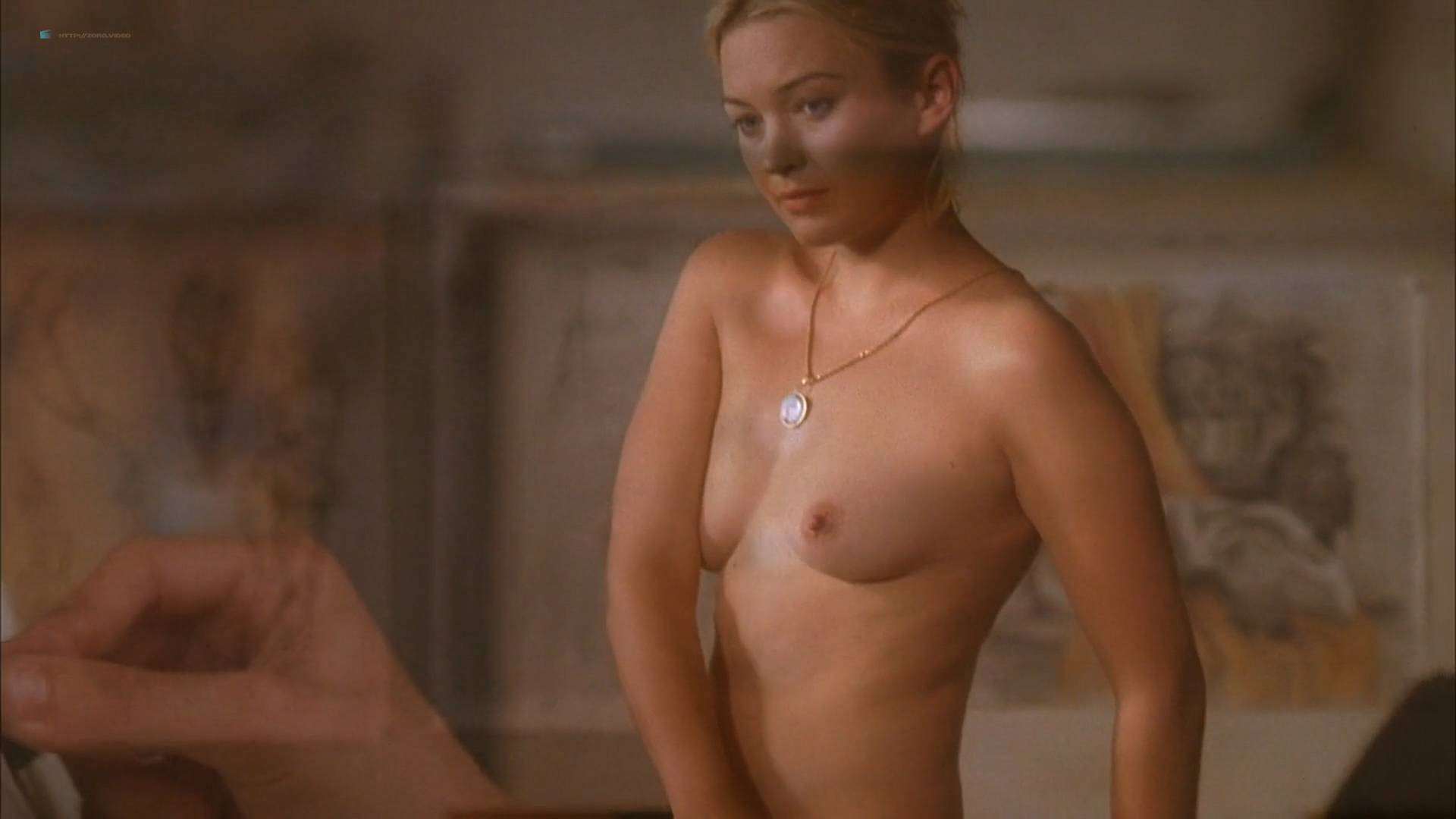 Sophia Myles nude butt and topless - Art School Confidential (2006) HD 1080p Web (5)