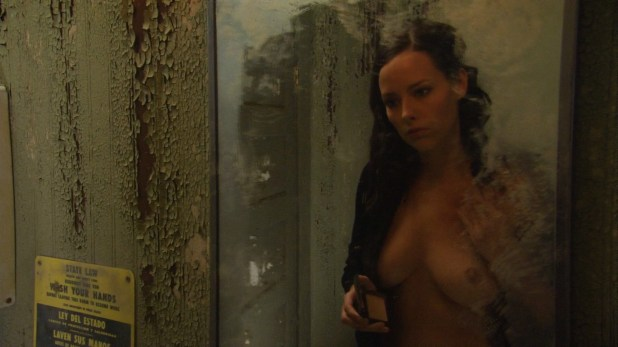Sunny Mabrey nude topless and butt and Amelia Cooke nude sex - Species III (2004) HD 1080p. Sunny Mabrey nude topless and butt in few scenes. Amelia Cooke nude sex and very hot. (4)
